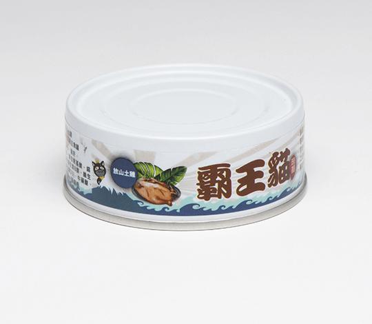 青川淺 霸王貓第二代放山土雞2 貓主食罐 貓罐頭 2