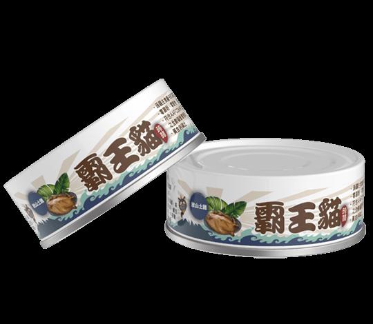 青川淺 霸王貓第二代放山土雞3 貓主食罐 貓罐頭 3